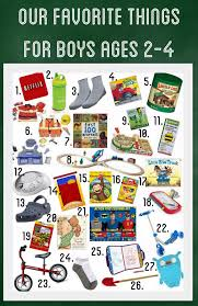 our favorite things for boys ages 2 4 christmas gift ideas for