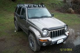 03 jeep liberty renegade 2003 jeep liberty renegade in mud lake
