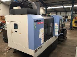 2014 doosan puma dnm 400 vertical machining centre 1st machinery