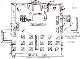 Floor Plan Of A Library by Lincoln Hs Media Center Policies