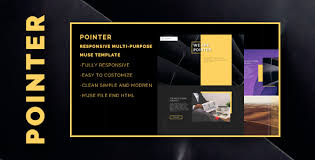 pointer responsive multi purpose muse template by bsvit themeforest