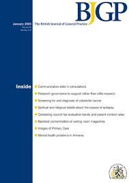 qualitative study of depression management in primary care gp and
