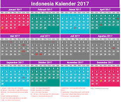 disain kalender indonesia 2017 newspictures xyz