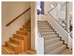this or that carpeted or timber stairs