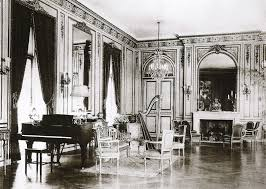 the gilded age era the last vanderbilt stronghold 640 fifth the music room had a