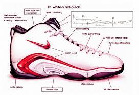 sneaker sketch of the week aaron cooper u0027s nike air pippen 2