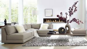 Houzz Modern Sofas by Home Decor Living Rooms With Sectionals Decorating Small