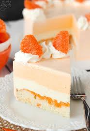 orange creamsicle ice cream cake life love and sugar