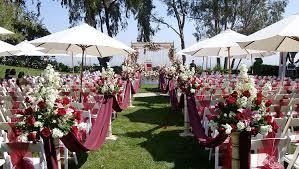 Wedding Packages In Los Angeles Los Angeles County Wedding Venues Pacific Palms Resort