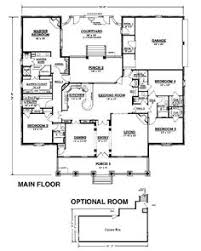 Cape Cod House Plans With First Floor Master Bedroom Great Floor Plan Southern Living House Plans Pinterest