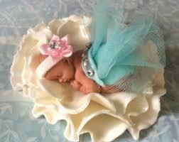 tutu baby shower pastel topper de fondant torta bebé niña tutu