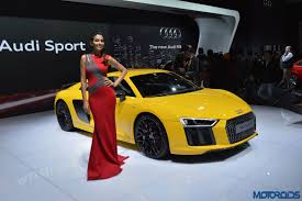 audi r8 starting price all audi r8 v10 launched in india prices start at inr 2 47