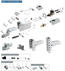 Rv Awning Parts Diagram Titan Model 6 Actuator Parts Trailer Repair Parts Rv Maintenance