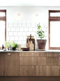 White Stained Wood Kitchen Cabinets Kitchen Cabinets White Or Wood Kitchen Of The Week An Antique