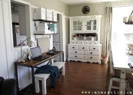 Dining Room Desk Desk Space Dining Room After