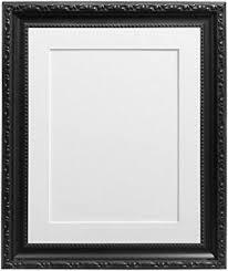 cornice fotografica frames by post cornice fotografica stile shabby chic plastica