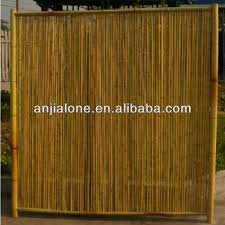 Bamboo Room Divider Various Functions Of Bamboo Outdoor Or Privacy Folding Screen
