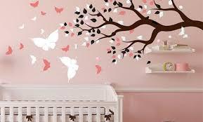 chambre bébé arbre décoration chambre bebe arbre 89 colombes chambre bebe chambre