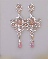 gold bridal earrings chandelier 120 best jamjewels bridal earrings images on