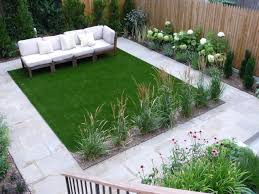 Simple Backyard Patio Ideas Patio U0026 Outdoor White Sofa And White Paver For Beautiful Small