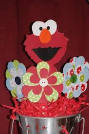 Elmo Centerpieces Ideas by Baby Elmo Centerpiece By Cricflix On Etsy 20 00 Birthday Party