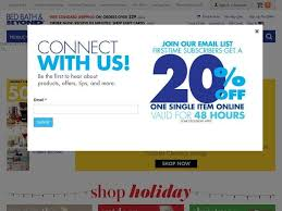Bed Bath And Beyond Coupon Exclusions Bed Bath U0026 Beyond Coupons And Promo Codes November 2017