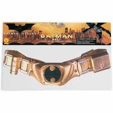 batman kids halloween costume batman belt child halloween accessory walmart com
