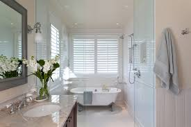 bungalow bathroom ideas these 50 bathrooms are the next best thing to a personal spa