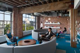 Office Space Design Ideas Office Stupendous Office Space In Home With Brick Wall Design