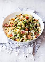 pasta salad oh so delicioso
