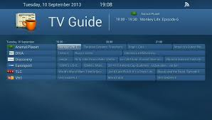 tv guide for android netup tv android client