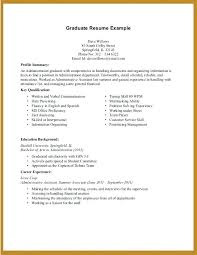 no experience resume template resume sle for students with no work experience