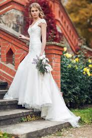 luxurious lace fishtail wedding dress options for true ladies