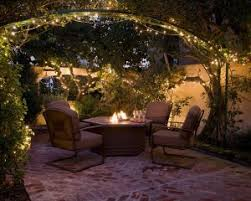 Outdoor Patio Lights Ideas Outdoor Patio Lighting Ideas The Backyard
