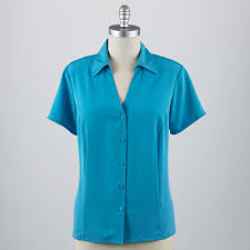 notations blouses notations s plus sleeve button blouse