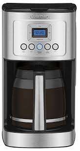 mr coffee under cabinet coffee maker amazon com cuisinart dcc 3200 14 cup glass carafe with stainless