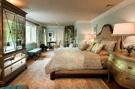 Mirrored Furniture For Bedroom by Sumptuous Corner Armoire In Bedroom Traditional With Bob