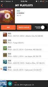 atlantic city halloween 2015 phish net favorite 555