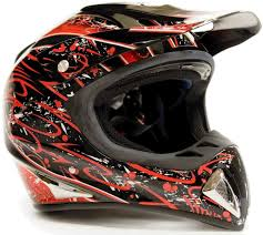 motocross helmets kids amazon com offroad helmet goggles gloves gear combo dot