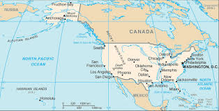 map usa los angeles cia map of the united states worldatlas