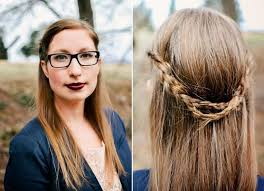 braided hairstyles with hair down 20 trendy half braided hairstyles