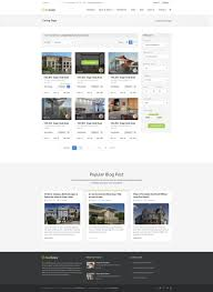 real estate listing template property listing no 1 real estate psd template by popothemes