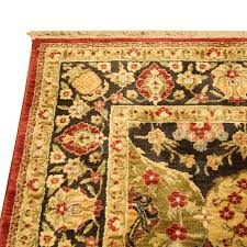 Synthetic Area Rugs Kathy Ireland Style Synthetic Area Rug Ebth