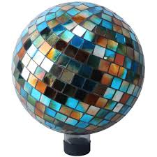 Gazing Ball Pedestals Gazing Balls Store With 9 Gazing Balls And Related Products