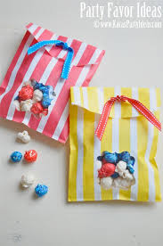party favor bags kara s party ideas diy window favor bags tutorial ideas for