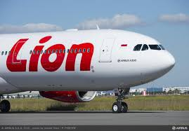 lion air lion air takes delivery of its first a330 300