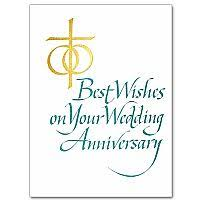 wedding wishes religious god brought the two of you together wedding anniversary card
