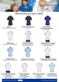 identifying your ward staff united lincolnshire hospitals