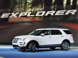 ford explorer logo 2016 ford explorer review release date price