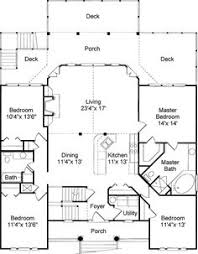 Small Beach Cottage House Plans Open Floor Plans With Basements Floor Plans And Details 3